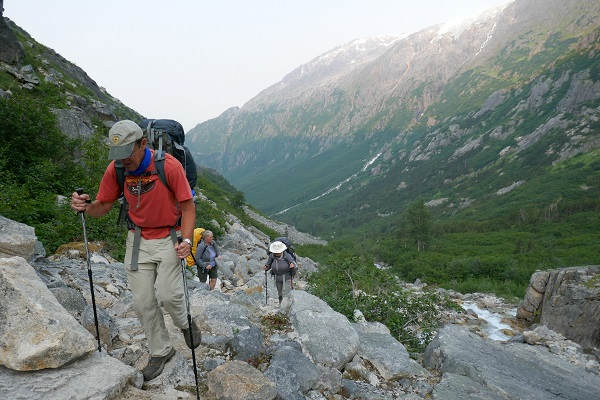 Ruby-Range-Adventure-Stampeders-Route-Trekking-Chilkoot-Trail-Climbing-in-the-valley